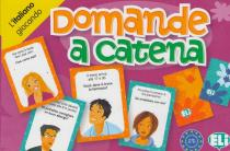 Фото книги Games. Domande a catena. Italiano