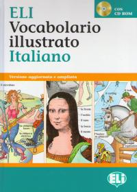 Фото книги Vocabolario Illustrato Italiano+CD