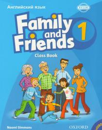 Family and Friends 1:Class Book